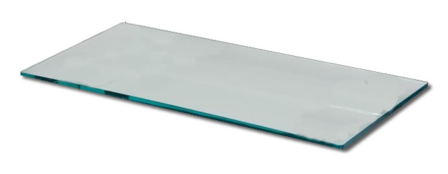 Glass Shelves 600mm x 300mm Box of 10
