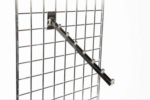 Gridwall | Grid wall 7 Ball Slopping Arm Box of 25